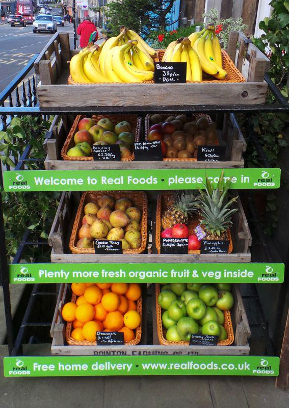 Fresh Fruit and Veg for Summer