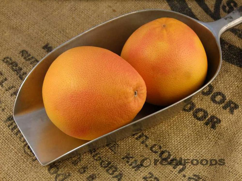 Organic Pink Grapefruit from Real Foods