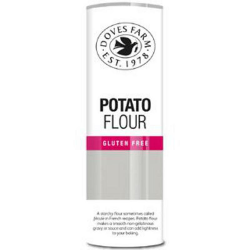 Real Foods Doves Farm Potato Starch Flour