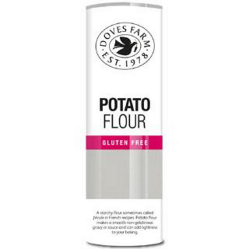 Real Foods Doves Farm Potato Starch Flour