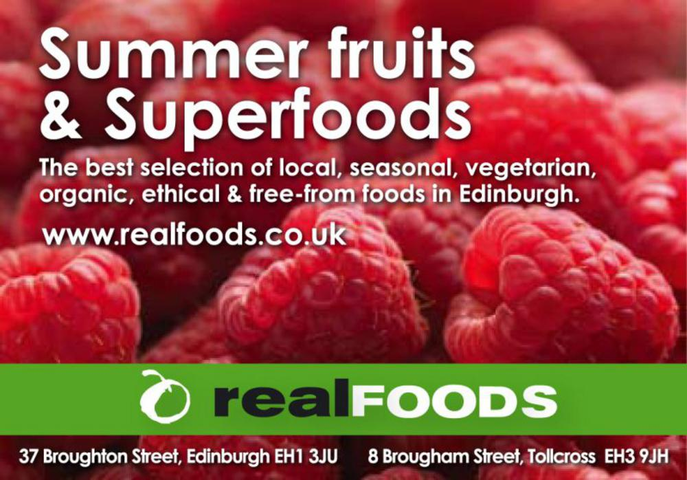 Summer Fruits and Superfoods