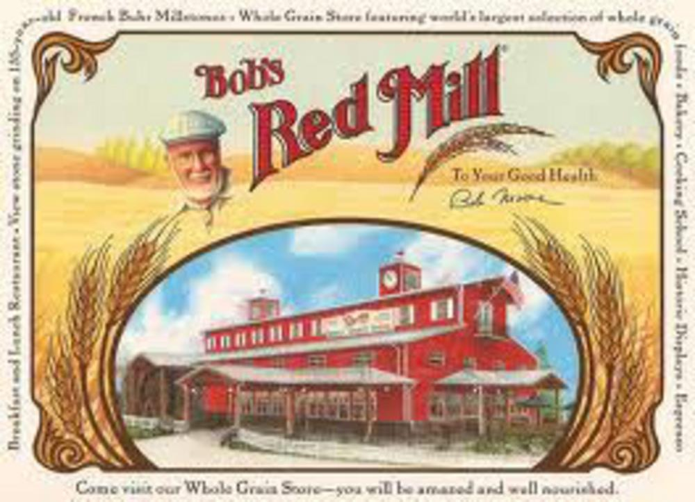 bobs red mill logo