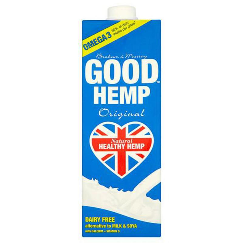 Hemp Milk Real Foods