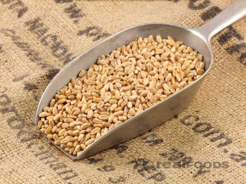 organic whole grains real foods vegetarian