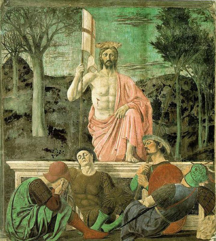 Depiction of The Resurrection of Jesus Christ
