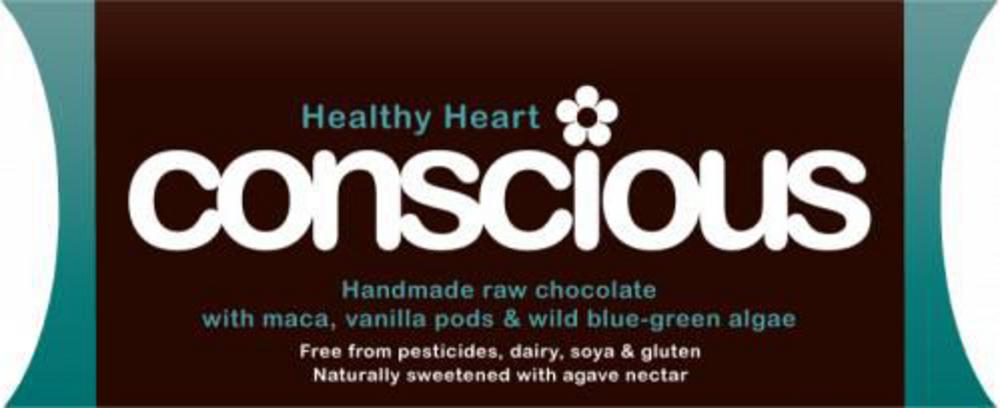 raw snack bar from conscious