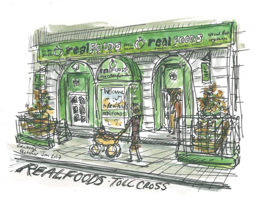 Real-foods-Broughton-street-art-design