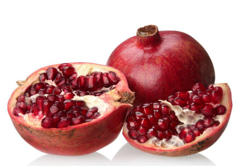 organic pomegranate from Real Foods