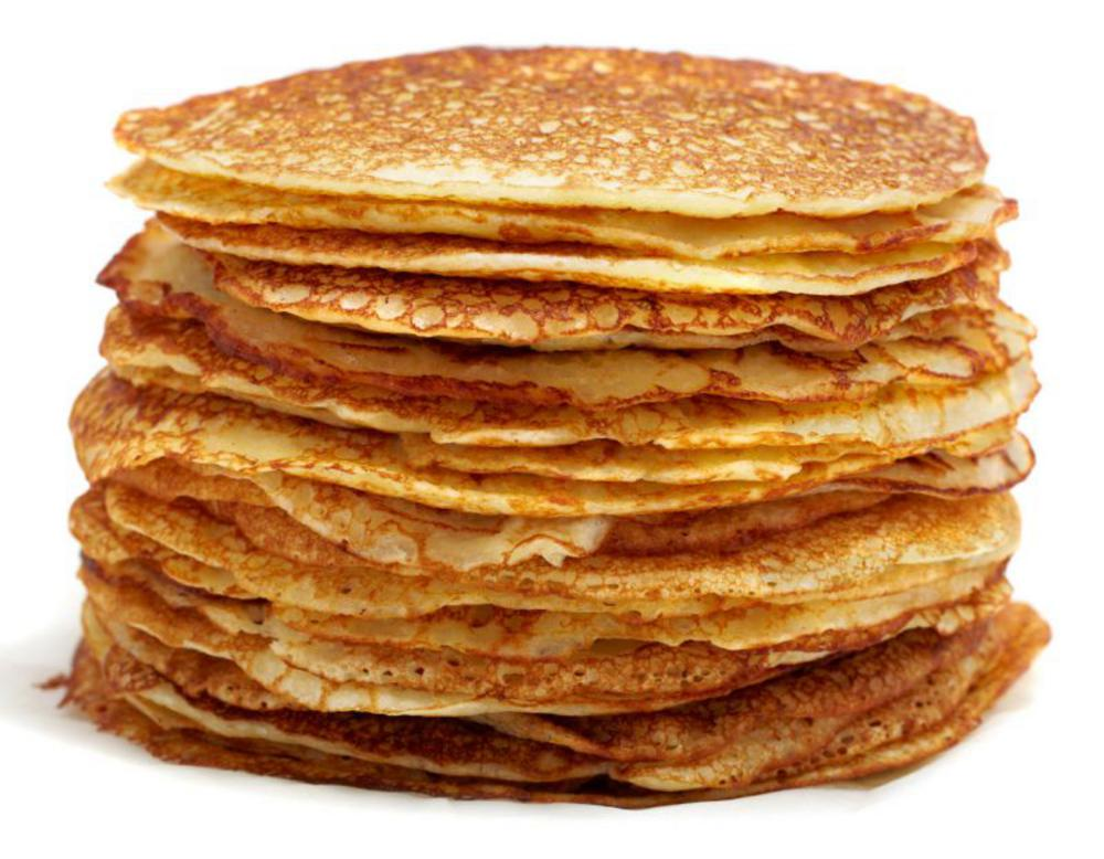 Pancake Day or Shrove Tuesday Recipes and Ideas