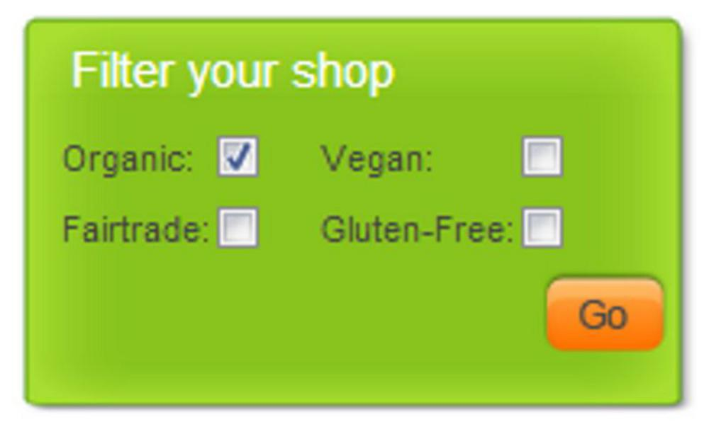 At www.realfoods.co.uk you can filter your search by organic