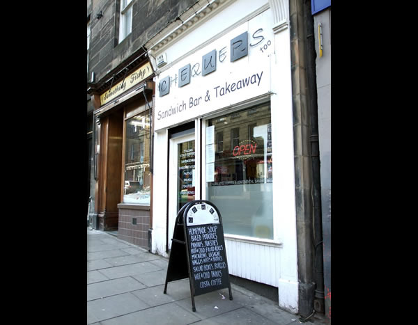 Chequers Sandwich Bar and Takeaway