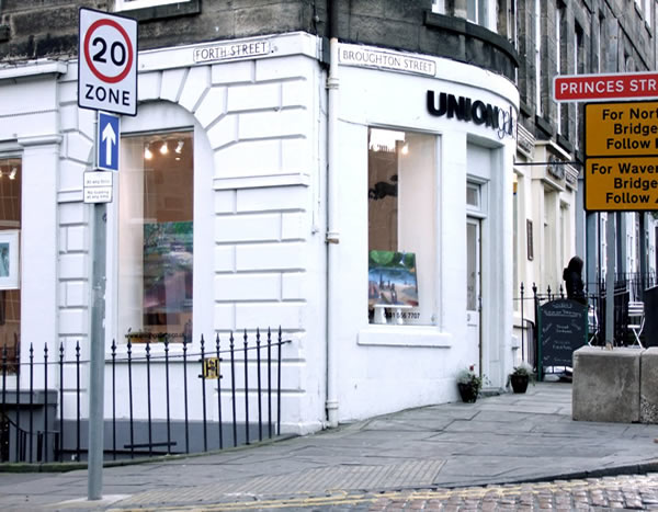 Union Estate Agents front