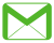 Green envelope icon